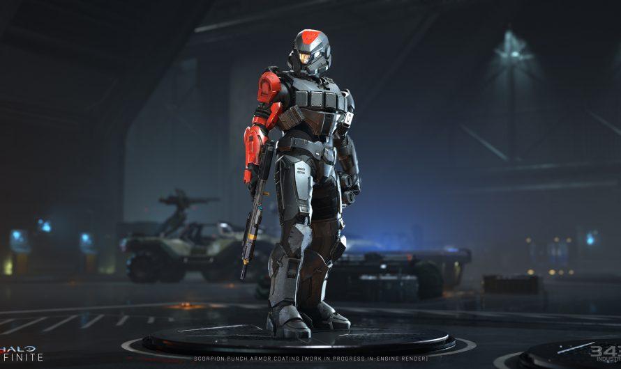 Halo Infinite se lanzará en otoño del 2021