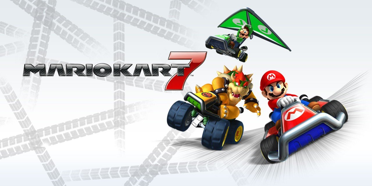 Mario Kart 7 ya tiene 9 años de haber llegado al mercado