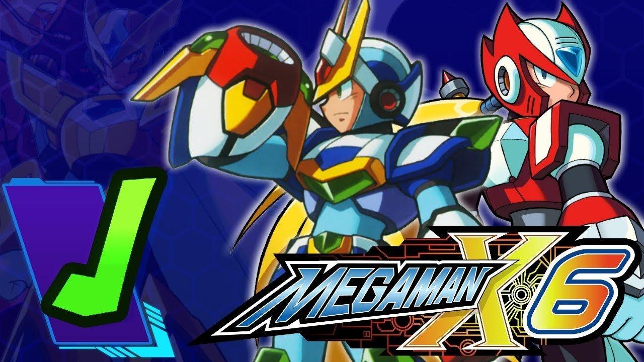 Mega Man X6 cumple 19 años de su lanzamiento