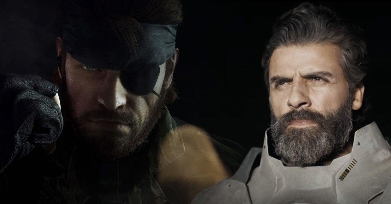 Oscar Isaac interpretará a Solid Snake en la película de Metal Gear Solid