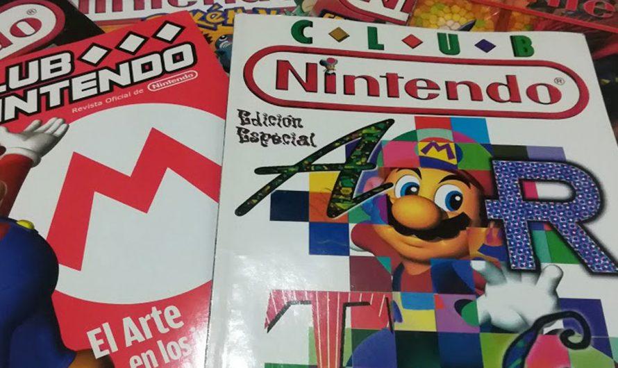 ¡Hace 29 años se publica la Revista Club Nintendo en México, la 1ra en su tipo en LATAM!