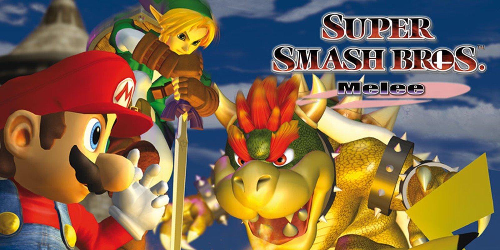 Un día como hoy llega Super Smash Bros. Melee