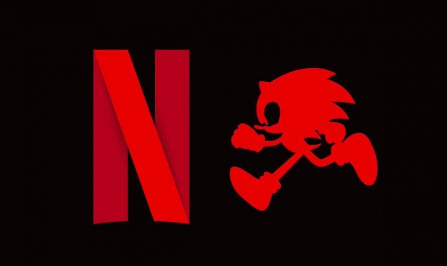 Sonic tendrá una nueva serie animada en 3D en Netflix en el 2022