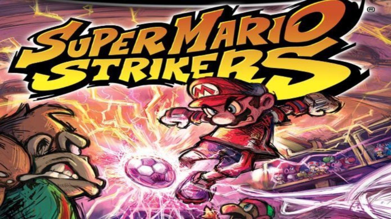 ¡Super Mario Strikers se lanzó hace 15 años para Nintendo GameCube!
