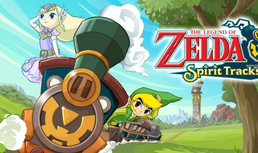 ¡Hace 11 años fue lanzado The Legend of Zelda: Spirit Tracks! ¡El primero con Zelda jugable!