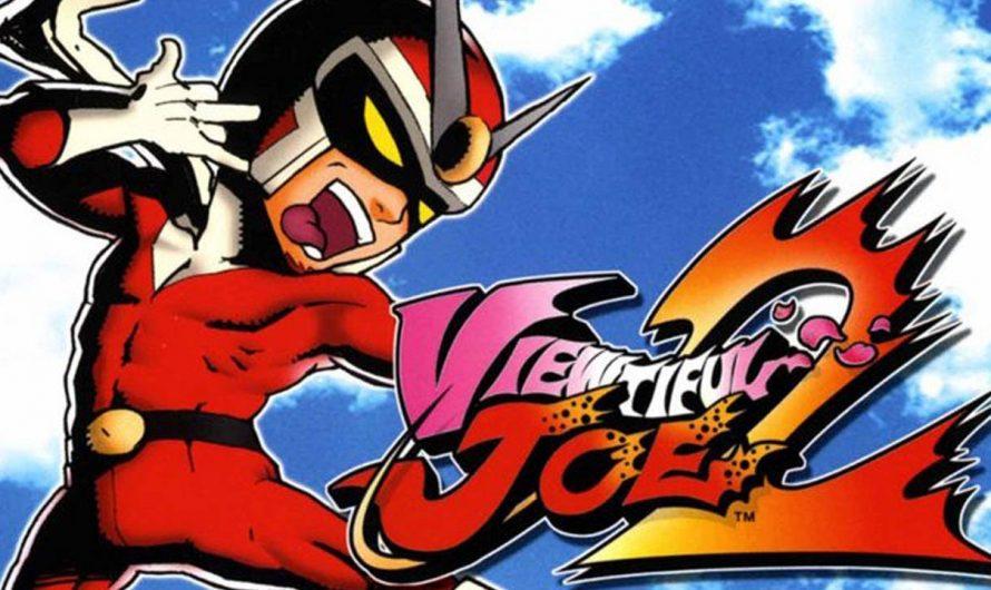 ¡Hace 16 años llega uno de los títulos más originales del creador de DMC: Viewtiful Joe 2!