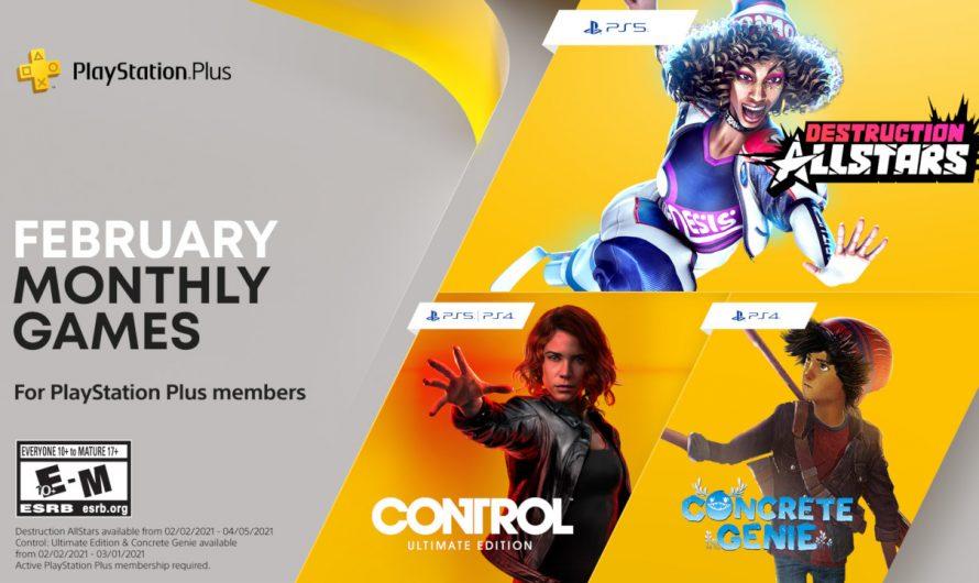 Estos son los juegos de PlayStation Plus de febrero 2021 y como ahorrar mucho en tu próxima membresía