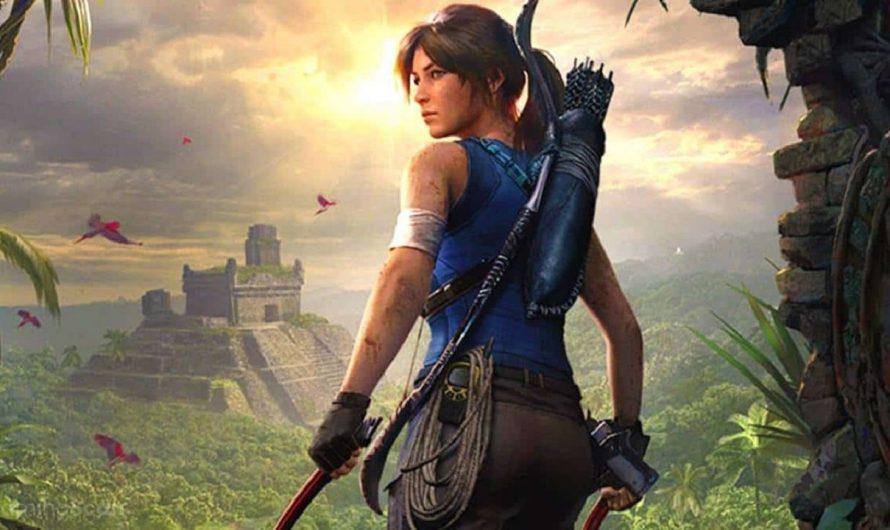 Netflix anuncia la serie de anime Tomb Raider que continúa la historia de la trilogía