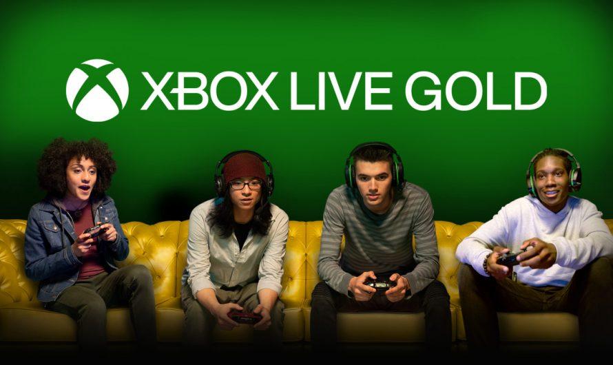 El cambio de precio de Xbox Live Gold ha sido revertido y los juegos gratuitos ya no requerirán suscripción