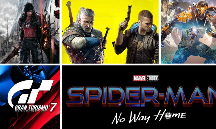 Spider-Man: No Way Home, mas juegos gratis,CD Projekt Red , Final Fantasy XVI y mas en el resumen de esta semana