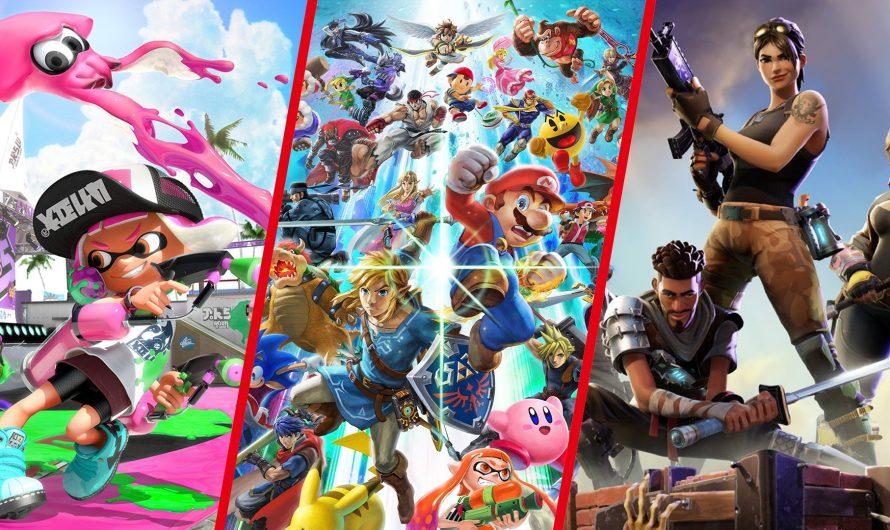 Nintendo aparentemente está renovando su sistema de servidor para el multijugador