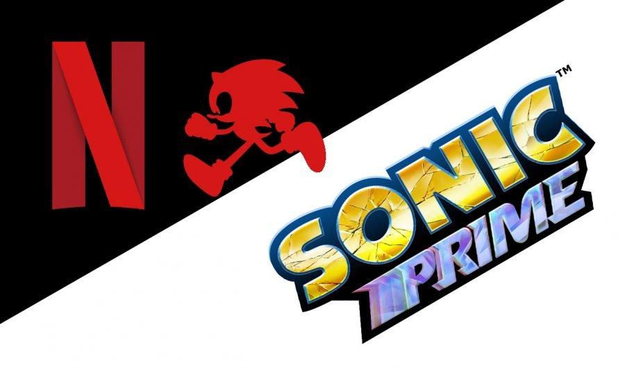 La serie animada Sonic Prime de Netflix es confirmada para el 2022