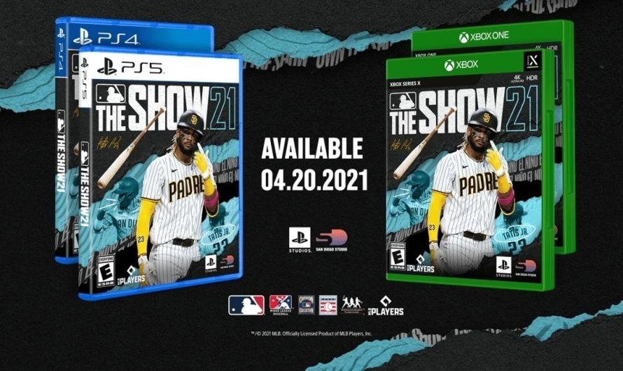 MLB The Show 21 es anunciado para Xbox y PlayStation