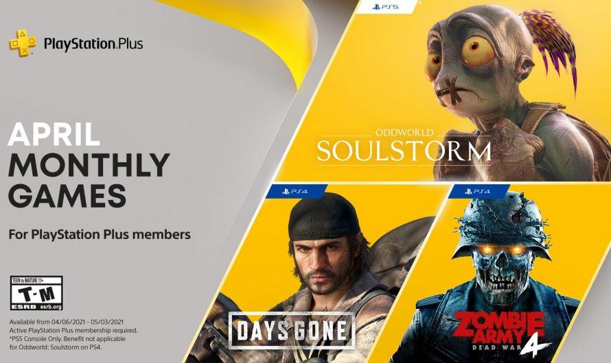 Estos son los juegos de PlayStation Plus de abril 2021 y como ahorrar mucho en tu próxima membresía
