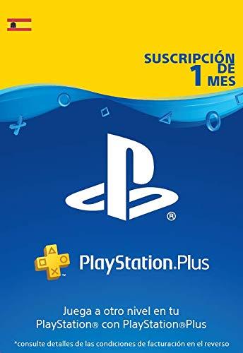 PS Plus 1 mes España