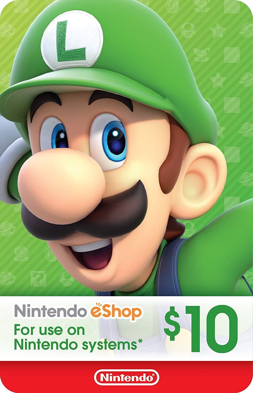 eShop $10