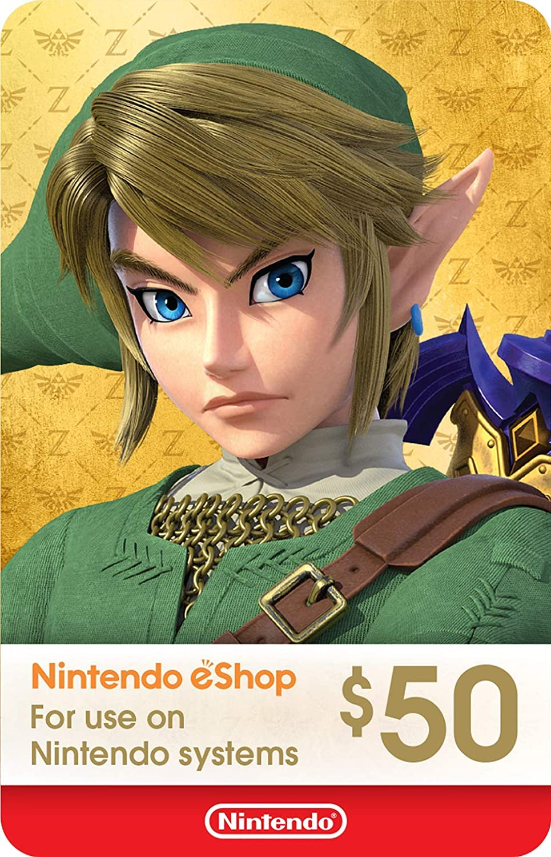 eShop $50 (2)